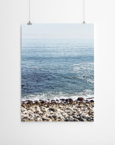 Pebble Beach Wall Art