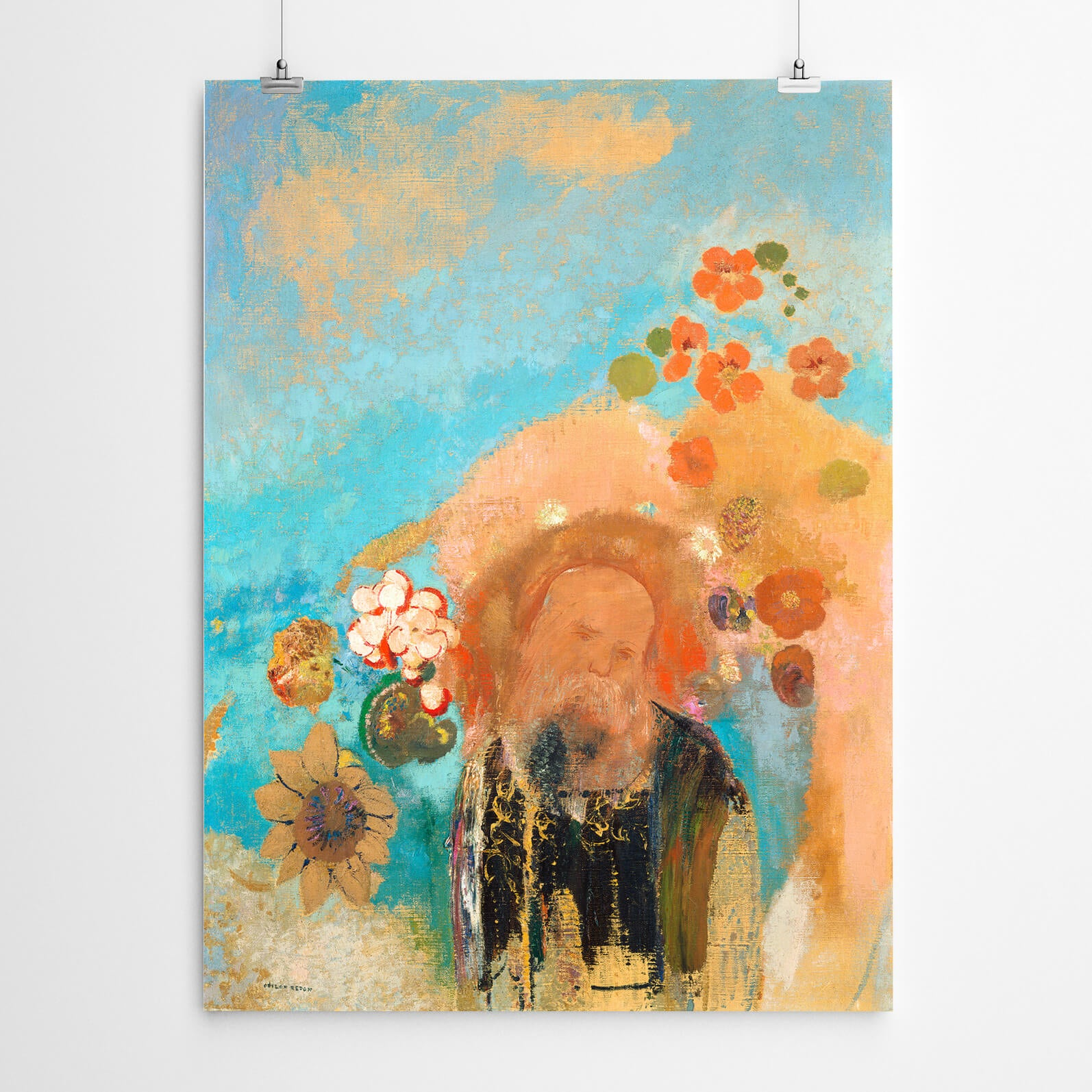 Redon Abstract Wall Art