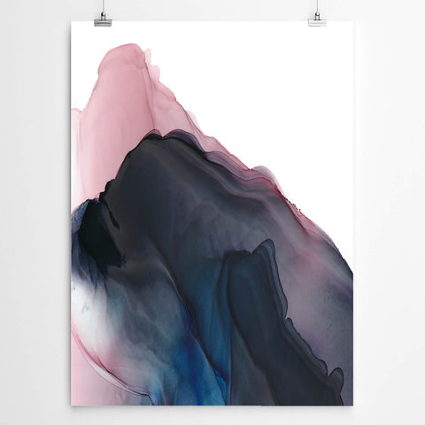 Astral Abstract Canvas Print