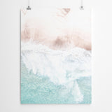 Beach House Wall Art Print