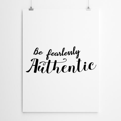 Insperational Quote Wall Art