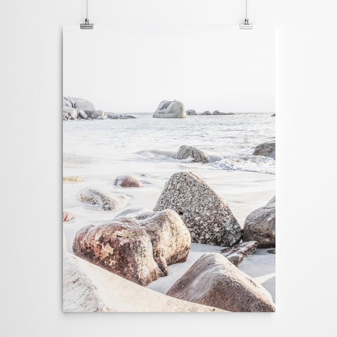 Simons Town Beach Photography Print