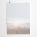 Beach Shoreline Photography Print