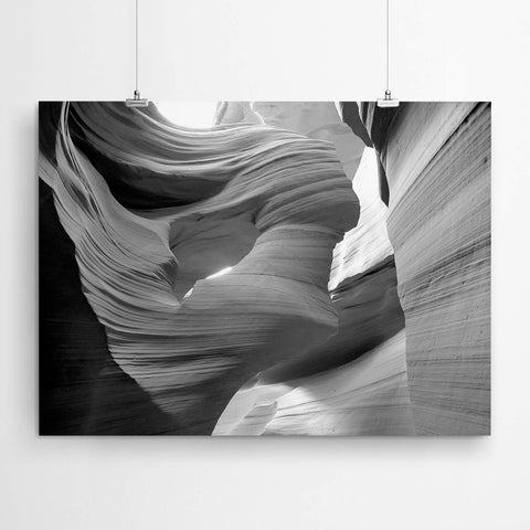 black and white photography wall art