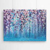 Floral Painting Wall Art Print