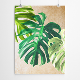 botanical canvas art south africa