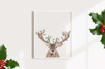 Reindeer Christmas Decor