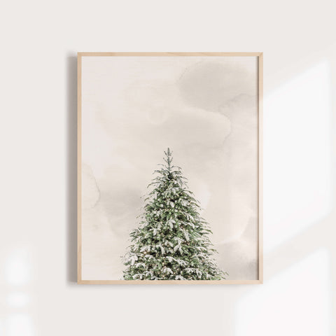 Christam Tree Wall Art Decor