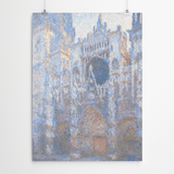 claude-monet-Rouen-Cathedral-evening-light-print