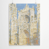 claude-monet-Rouen-Cathedral-print