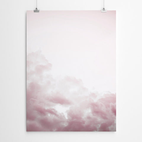 Cloud Wall Art Print