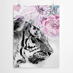 floral-tiger-watercolour-painting