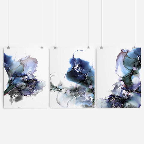 Modern Abstract Canvas Wall Art