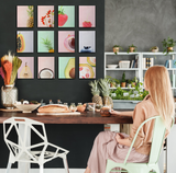 kitchen-wall-art-fruit-prints