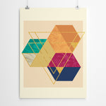 Tropical Geometric Art