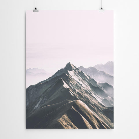 Mountain Wall Art Canvas Prints