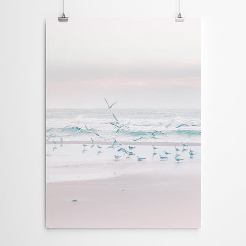 Seagull Beach House Decor
