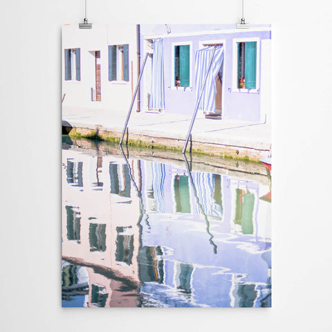 Venice Photography Art Print