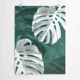 Tropical Art Canvas