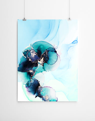 Abstract Canvas Wall Art