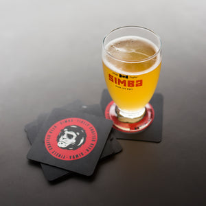 Magnetic Coasters: Disk (Set of 6)