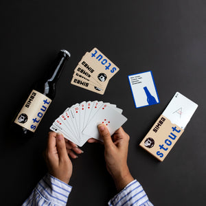Playing Cards: Stout Edition
