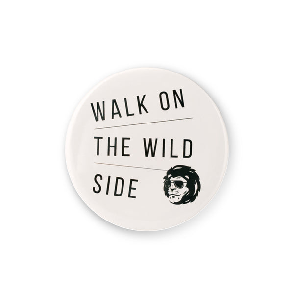 Badges: Mascot and Walk On The Wild Side (Set of 2)