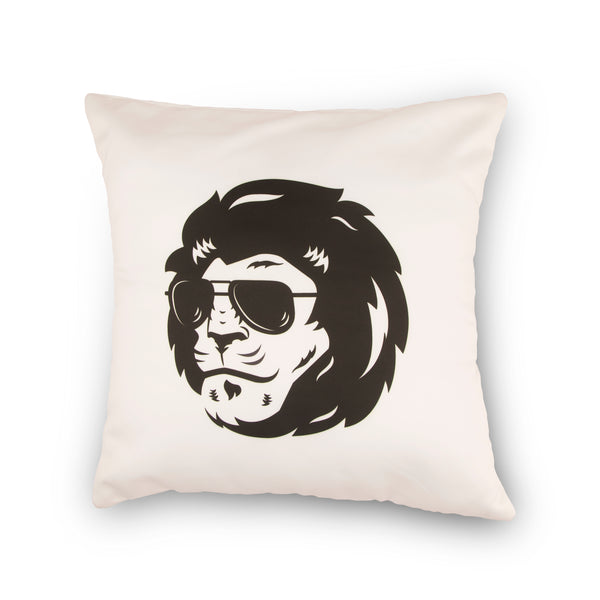 Cushion: White (Set of 2)