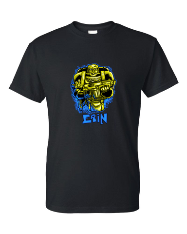 MWG Cartoon Erin T-Shirt (cotton) (Pre-order)