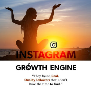 Instagram Growth Engine - SOCIAL GROWTH ENGINE