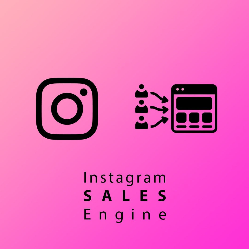 Instagram Sales Engine