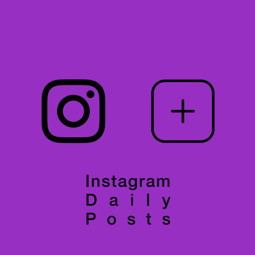 managed daily instagram posts by social growth engine