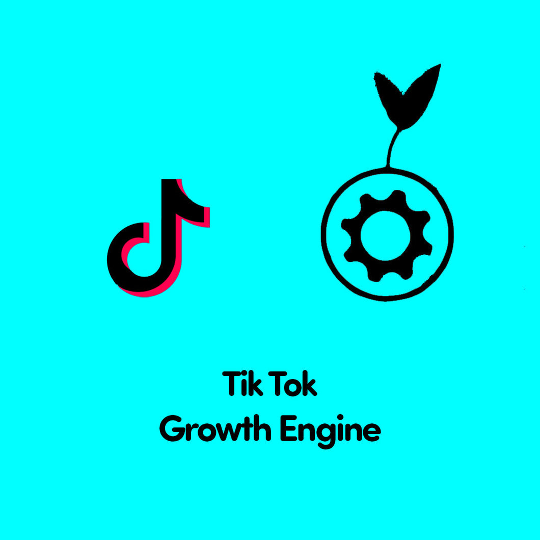 TikTok Growth Engine