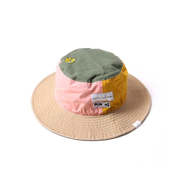 NU/AGE REVERSIBLE BUCKET HAT (9841) MULTI