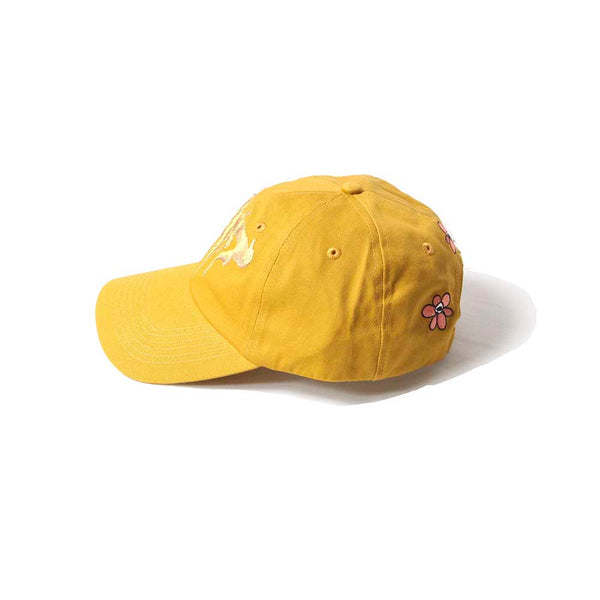 GINSENG BASEBALL CAP (9843/B) ANTIQUITY GOLD