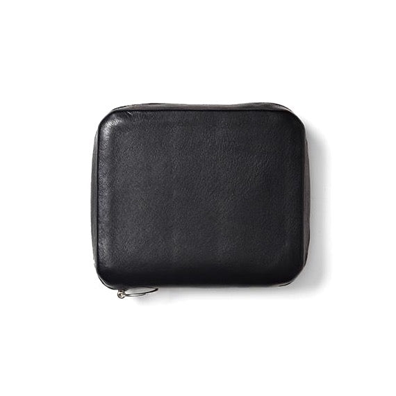 HALF WALLET (WL-29) Black