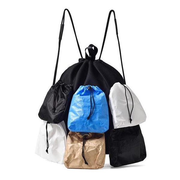 Homeless Nap Sac (BLK)