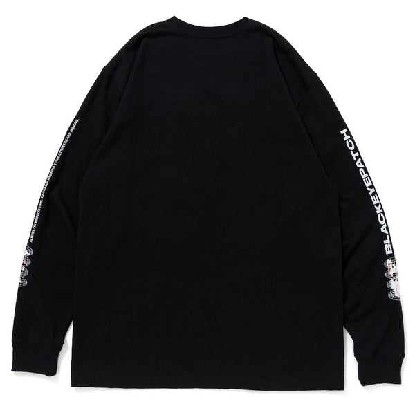 BIG BUSINESS L/S TEE (BLK)