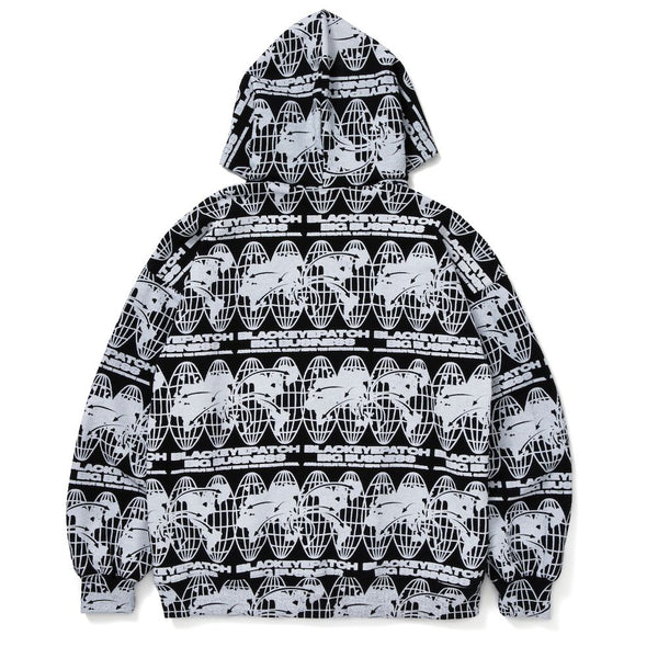 BIG BUSINESS HOODIE (BLK)