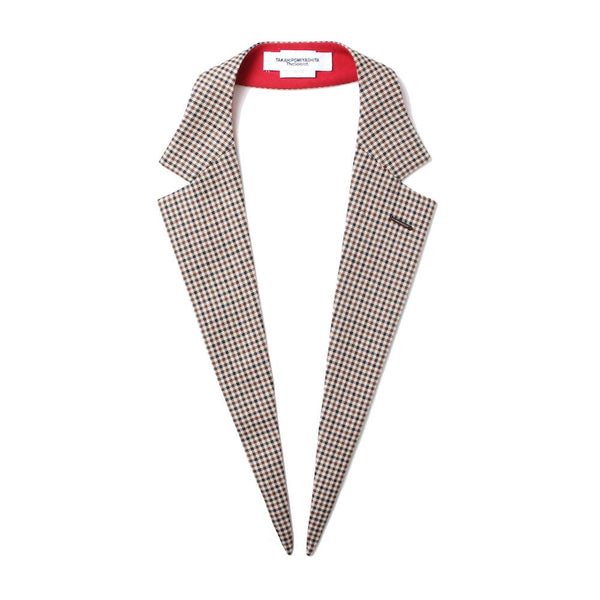 attachment narrow notched lapel collar (GCC)