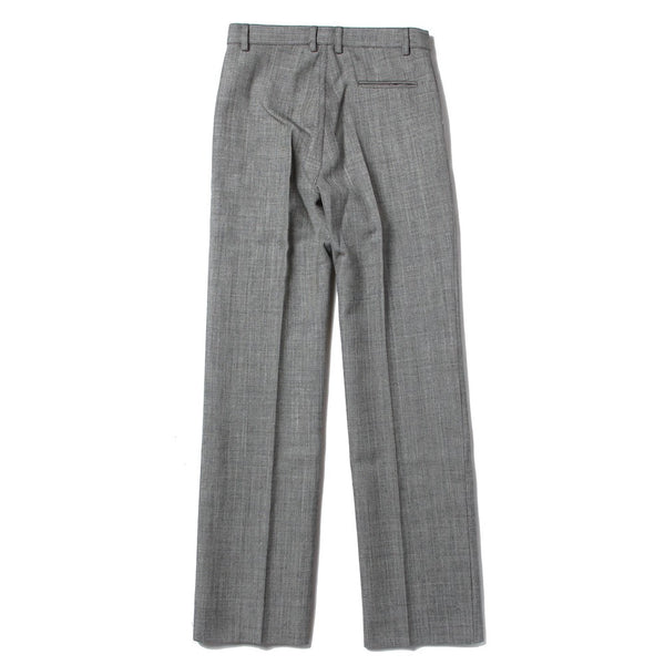 TROUSERS WITH ZIP POCKETS (SCSS21TR1) Grey