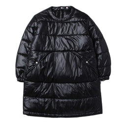 puffy medical jacket (BLK)