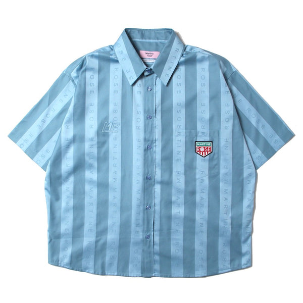 DUEL S/S SHIRT (MR425I-MR061) LIGHT BLUE