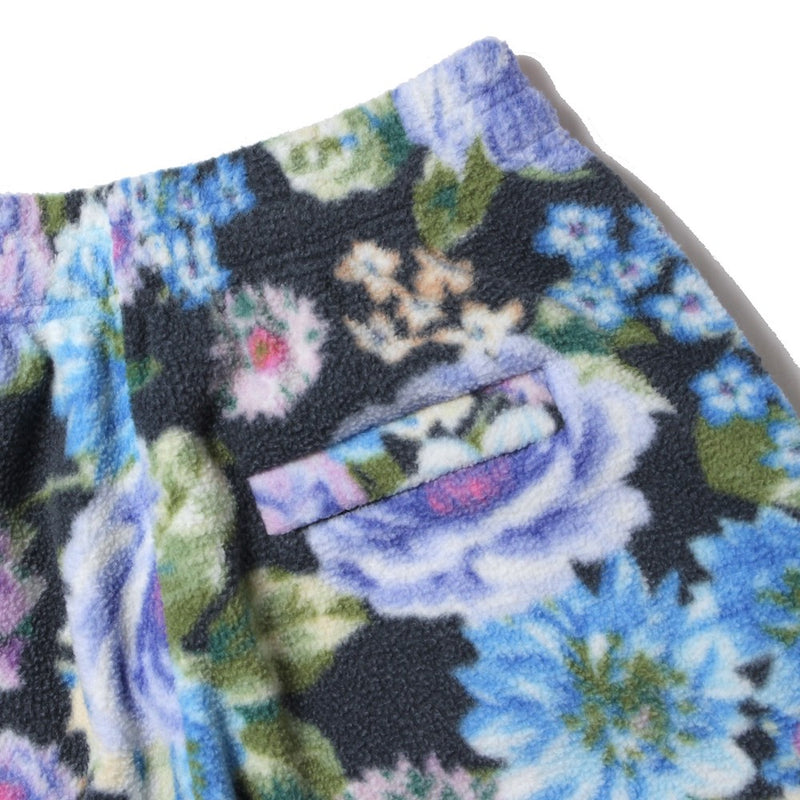 BARAMBO SHORTS (MR623F-MR976) BLACK/PURP/BLUE