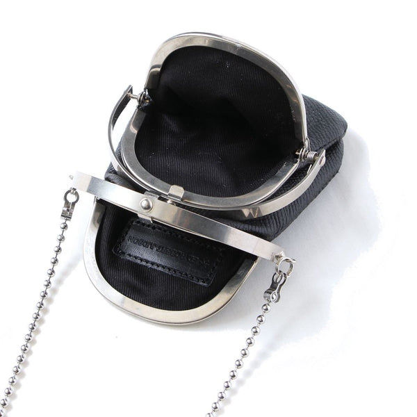 ODD DOUBLE FRAME PURSE (BLK)