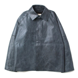 ASSEMBLED LEATHER JACKET (GBL)