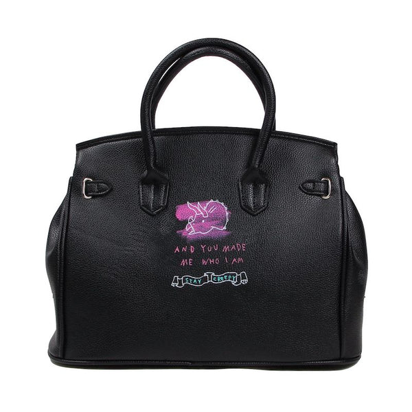 ANARCHY HAND BAG (BLK)