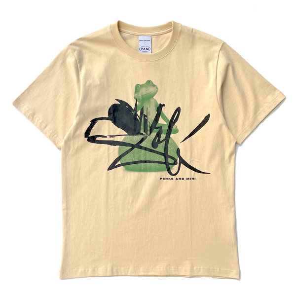 FROG MASTERS SERIES SS TEE (1419/C) SAND