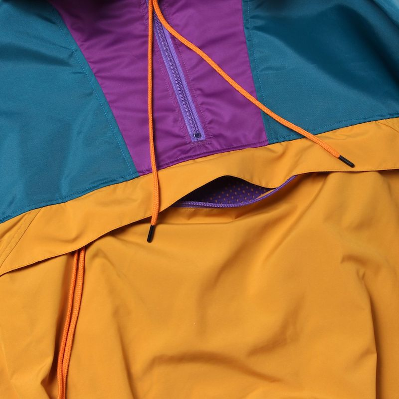 HI-NECK SPORTS ANORAK (ERL×MTD×PPR)