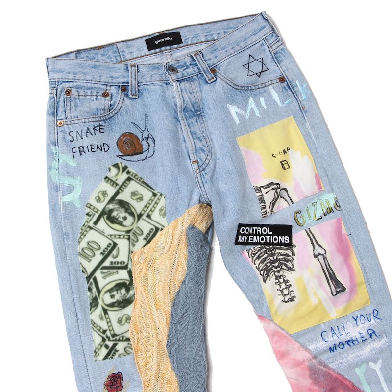 Custom Denim Pants (IDG)
